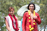Vidya and Jyotishakti get Married at Guru Rock!